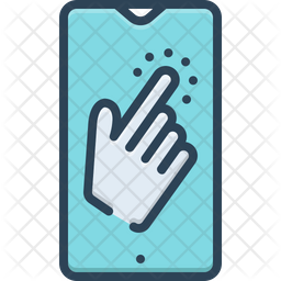 Once Colored Outline Icon