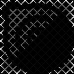 Onion Glyph Icon