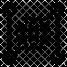 Online Glyph Icon