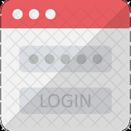 Online account Icon