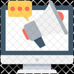 Online Advert Icon