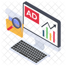 Online Advertisement Icon