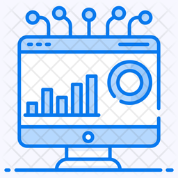 Online Analytical Processing Icon