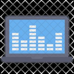 Online Audio Setting Icon