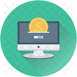 Online Business Icon