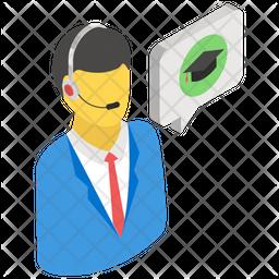 Online Consultant Icon
