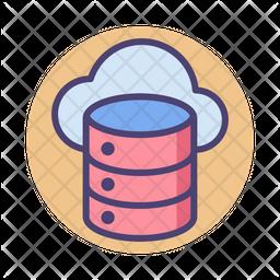 Online Database Icon