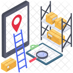 Online Delivery Services Icon