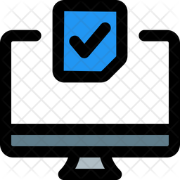 Online Election Icon