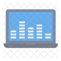 Online Equalizer Icon