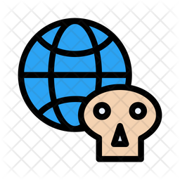 Online Hacking Icon