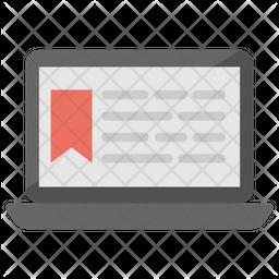 Online Lesson Icon