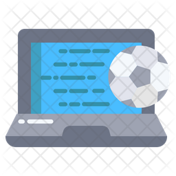 Online Match Flat Icon