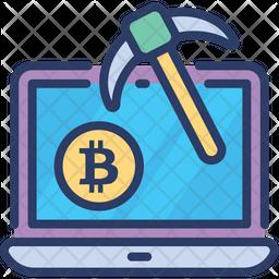 Online Mining Icon