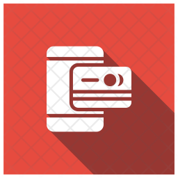 Online Payment Glyph Icon