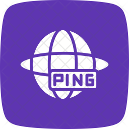 Online, Ping, Website, Tool Icon