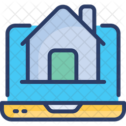 Online real estate Icon