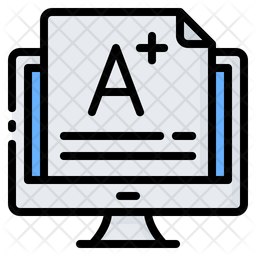 Online Result Icon