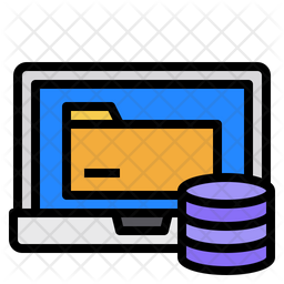 Online Storage Folder Icon