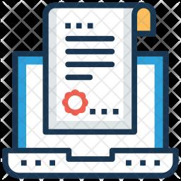 Online study Icon