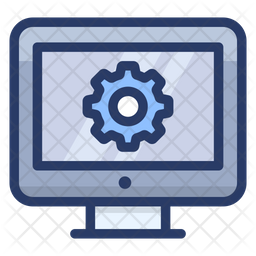 Online System Configuration Icon