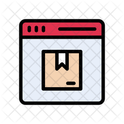Online Tracking Icon
