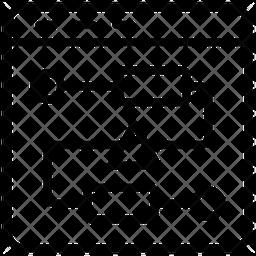 Online Web Algorithm Icon