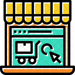 Online Website Icon