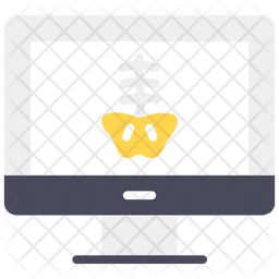 Online X Ray Icon