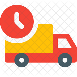 Ontime delivery Icon