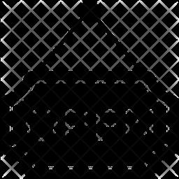 Open Glyph Icon