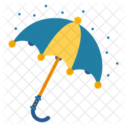 Open Umbrella Icon