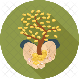 Opportunity of growth Icon