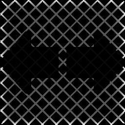 Opposite arrow Icon