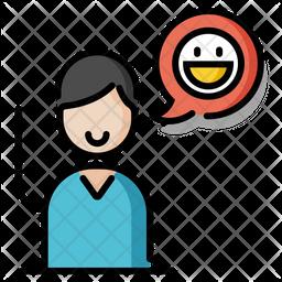 Optimistic User Icon
