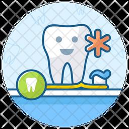 Oral Hygiene Icon