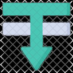 Order Backward Icon