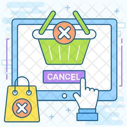 Order Cancel Icon