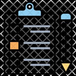 Order Checklist Icon