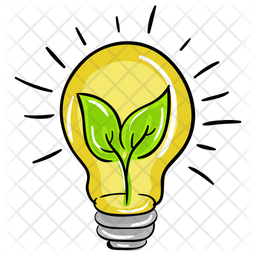 Organic Energy Icon Of Doodle Style Available In Svg Png Eps Ai Icon Fonts