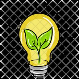 Organic Energy Icon