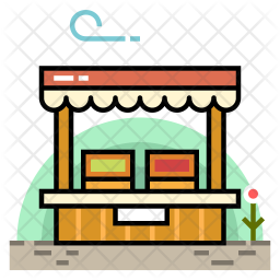 Organic groceries Icon