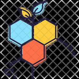 Organic Science Icon
