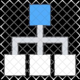 Organization Flat Icon