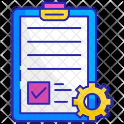 Organizing Icon