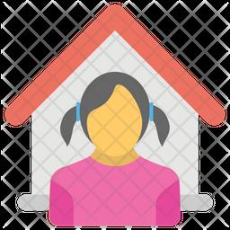 Orphan House Icon