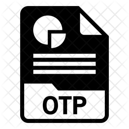 OTP Glyph Icon