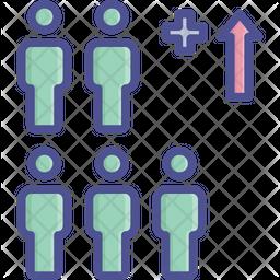 Overpopulation Icon