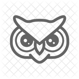 Owl Icon Of Line Style Available In Svg Png Eps Ai Icon Fonts