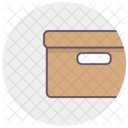 Pack, Package, Box, Delivery, Parcel, Office Icon